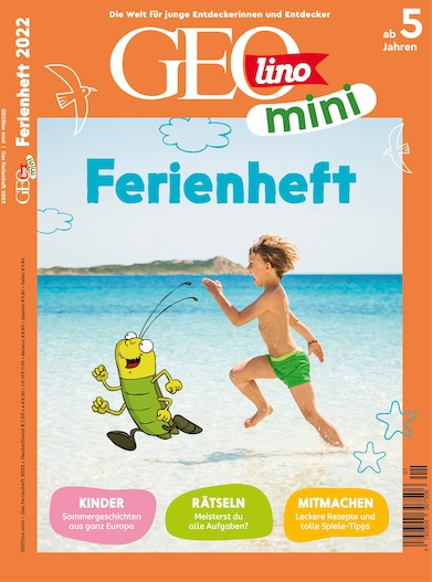 GEOlino mini Ferienheft