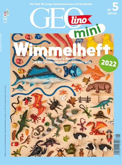 GEOlino mini WIMMELHEFT