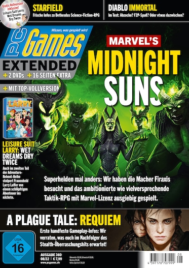 PC Games Magazin