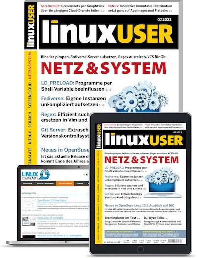 LinuxUser