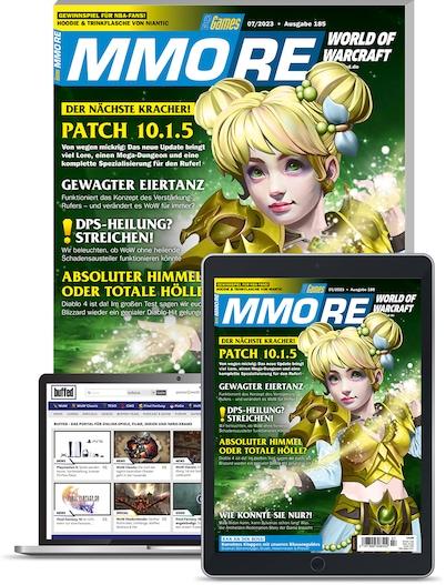 PC Games MMORE/Buffed.de